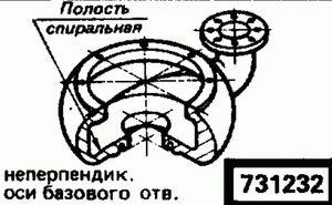Код классификатора ЕСКД 731232