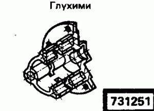 Код классификатора ЕСКД 731251