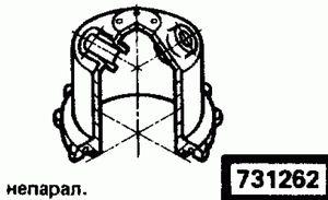 Код классификатора ЕСКД 731262