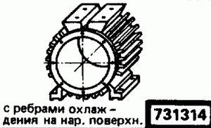 Код классификатора ЕСКД 731314