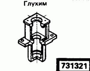 Код классификатора ЕСКД 731321