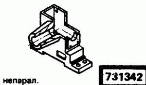 Код классификатора ЕСКД 731342
