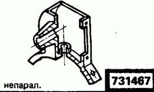 Код классификатора ЕСКД 731467