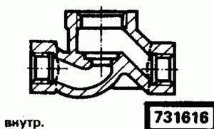Код классификатора ЕСКД 731616