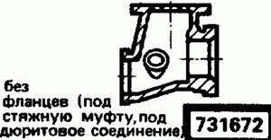 Код классификатора ЕСКД 731672