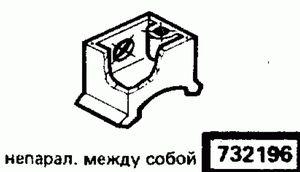 Код классификатора ЕСКД 732196