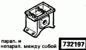 Код классификатора ЕСКД 732197