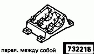 Код классификатора ЕСКД 732215