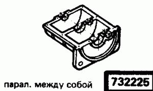 Код классификатора ЕСКД 732225