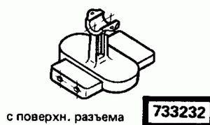 Код классификатора ЕСКД 733232