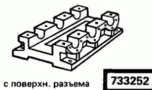 Код классификатора ЕСКД 733252