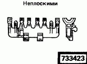 Код классификатора ЕСКД 733423