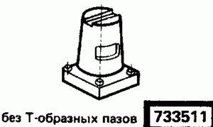 Код классификатора ЕСКД 733511