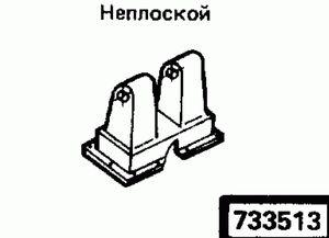 Код классификатора ЕСКД 733513