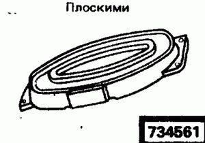 Код классификатора ЕСКД 734561