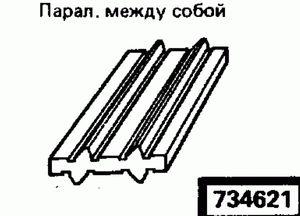 Код классификатора ЕСКД 734621