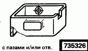 Код классификатора ЕСКД 735326
