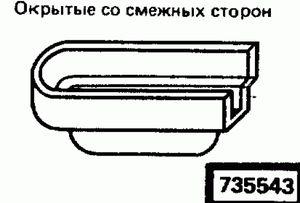 Код классификатора ЕСКД 735543