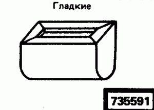 Код классификатора ЕСКД 735591