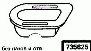 Код классификатора ЕСКД 735625