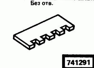 Код классификатора ЕСКД 741291