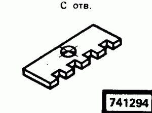Код классификатора ЕСКД 741294
