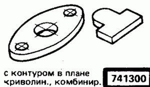 Код классификатора ЕСКД 7413
