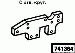 Код классификатора ЕСКД 741364