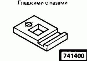 Код классификатора ЕСКД 7414