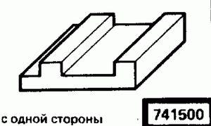 Код классификатора ЕСКД 7415