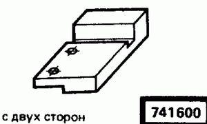 Код классификатора ЕСКД 7416
