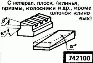 Код классификатора ЕСКД 7421