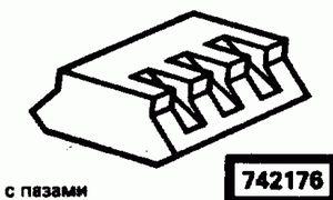 Код классификатора ЕСКД 742176