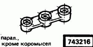 Код классификатора ЕСКД 743216