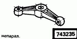 Код классификатора ЕСКД 743235