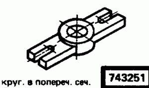 Код классификатора ЕСКД 743251