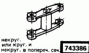 Код классификатора ЕСКД 743386