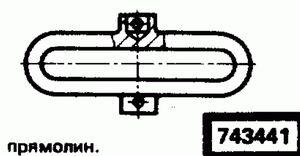 Код классификатора ЕСКД 743441