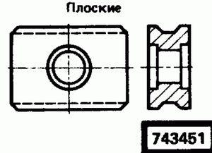Код классификатора ЕСКД 743451