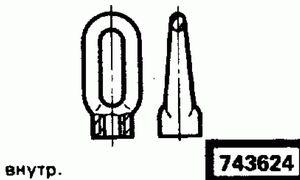 Код классификатора ЕСКД 743624