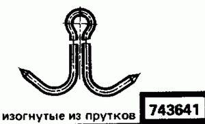 Код классификатора ЕСКД 743641