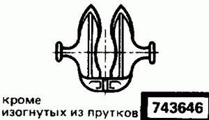 Код классификатора ЕСКД 743646