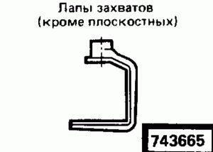 Код классификатора ЕСКД 743665