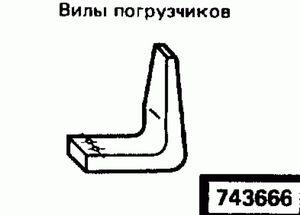 Код классификатора ЕСКД 743666