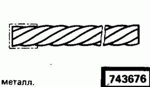 Код классификатора ЕСКД 743676