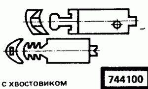 Код классификатора ЕСКД 7441