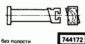 Код классификатора ЕСКД 744172