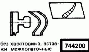 Код классификатора ЕСКД 7442