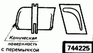 Код классификатора ЕСКД 744225