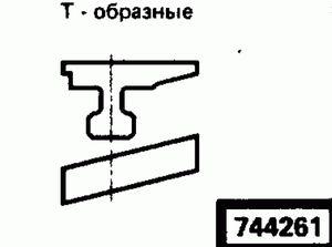 Код классификатора ЕСКД 744261